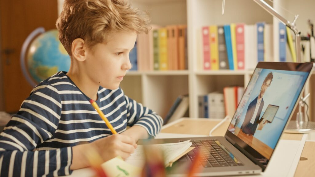 boy-doing-remote-learning